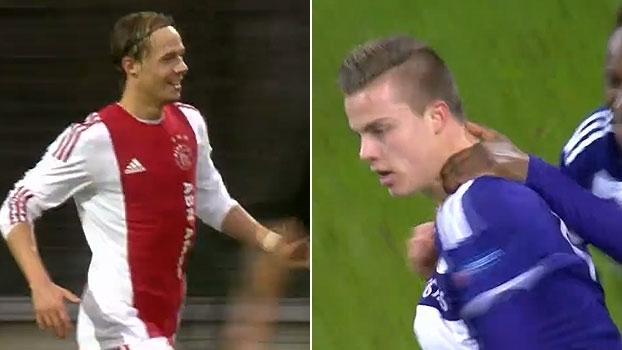 Com 'lambanças' das defesas, Ajax vence Sevilla na Uefa Youth League; Arsenal cai para Anderlecht