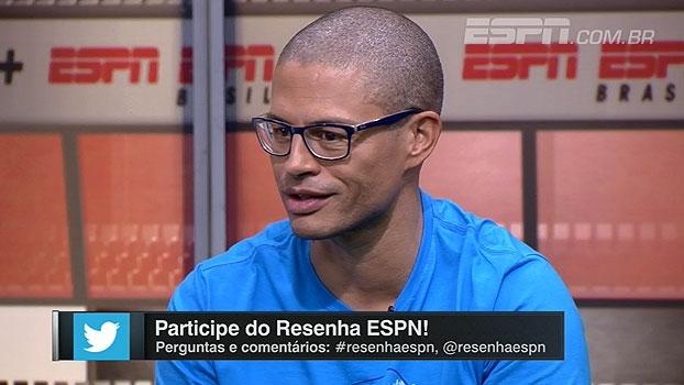 Plihal e Alex se emocionam com mensagem de fã do 'Resenha ESPN': 'Futebol não é só futebol'