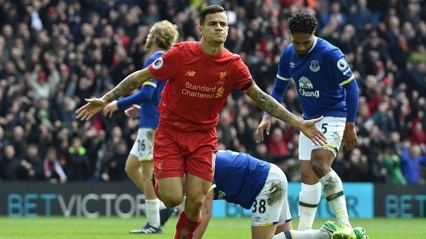 Premier League: Gols de Liverpool 3 x 1 Everton