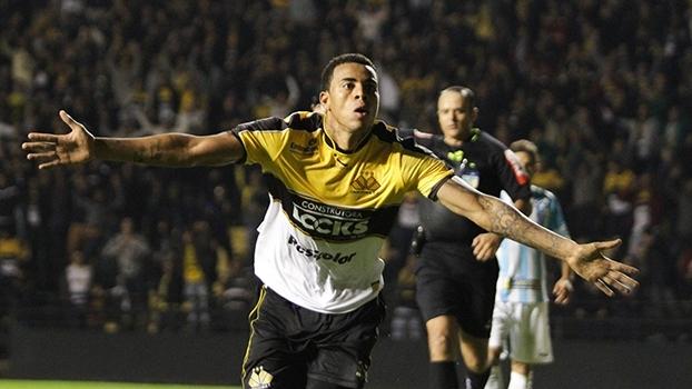 Veja gols de Gustavo, atacante do Criciúma que está próximo de fechar com o Corinthians