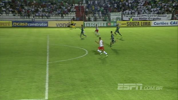 Confira o gol de Luverdense 0 x 1 Boa Esporte