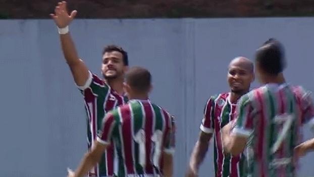 bd4b7649d0 Brasileiro  Gol de Fluminense 1 x 0 América-MG - ESPN