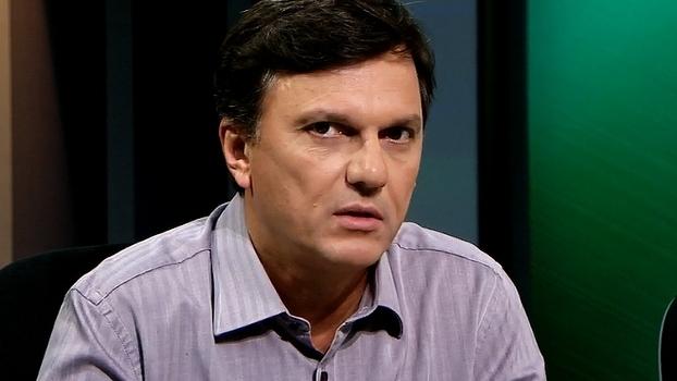 Mauro não vê sentido em São Paulo renovar com o Lugano: 'Faz hora extra'