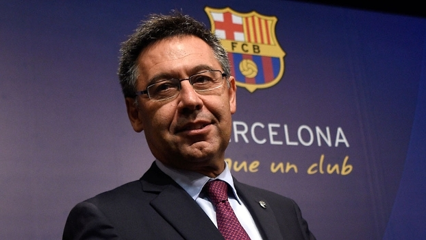 Presidente do Barcelona anuncia novo técnico do clube