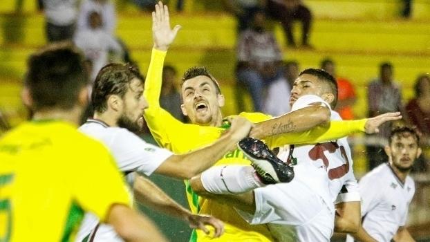 d7df2decc4 Copa do Brasil  Gols de Fluminense 1 x 1 Ypiranga - ESPN