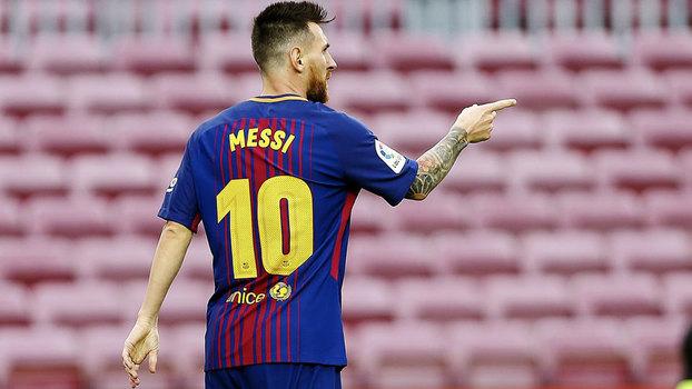 La Liga: Gols de Barcelona 3 x 0 Las Palmas