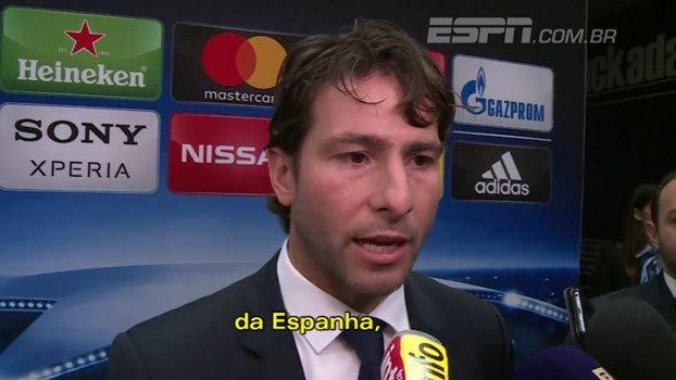 Butragueño avalia confronto com PSG; Maxwell aposta no elenco francês: 'Temos todas as qualidades para passar'