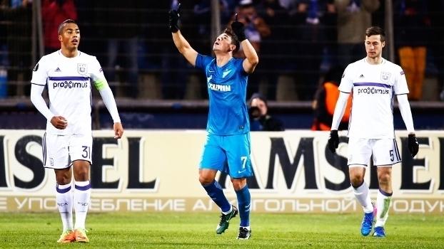 Europa League: Melhores momentos de Zenit 3 x 1 Anderlecht (classificado) - agregado: 3 x 3