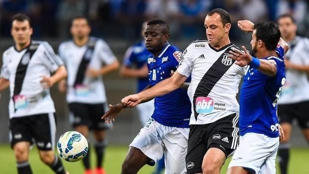 Resultado de imagem para Cruzeiro x Ponte Preta