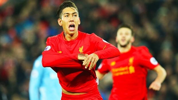 Premier League: Gols de Liverpool 4 x 1 Stoke City