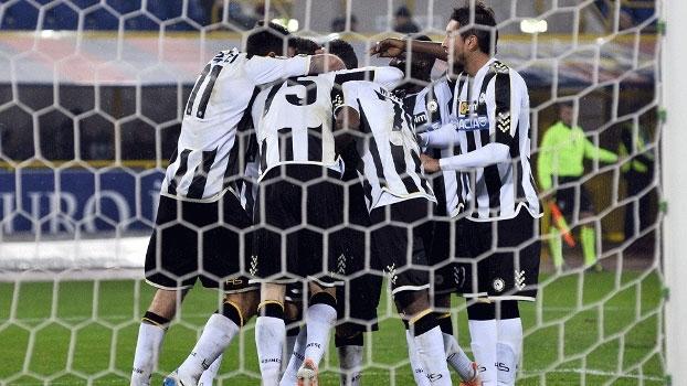 Copa da Itália: Melhores momentos de Udinese 2 x 1 Fiorentina