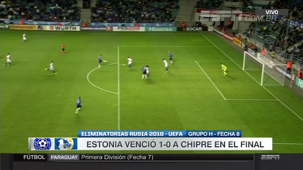 Notícias sobre Estônia - ESPN 75a7120f6bf87