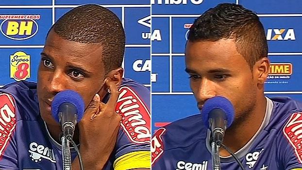 Elber fala sobre trabalho de Paulo Bento; Bruno Ramires analisa empate: 'Partida excelente, dominamos o jogo'