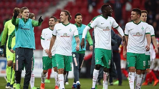 Assista aos gols da vitória do Werder Bremen sobre o Mainz por 2 a 0!