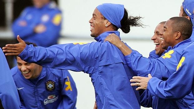 Preparação desastrosa da seleção brasileira para Copa do Mundo de 2006 completa 10 anos; relembre a cobertura da ESPN