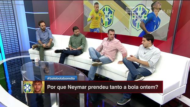 Rafael Oliveira explica como rendimento de Neymar mudou com entrada de Philippe Coutinho