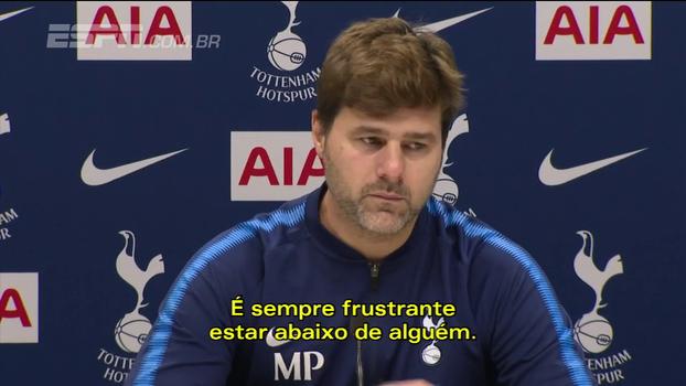 Pochettino se derrete pelo City e por Guardiola e vê duelo como um grande desafio ao Tottenham