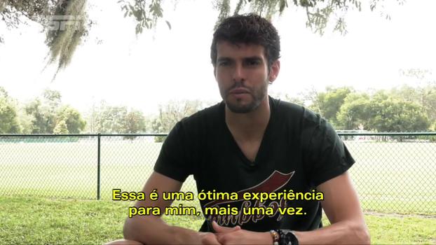 Kaká comemora participação em 3º Jogo das Estrelas da MLS e exalta duelo contra o Real: 'Será uma ótima experiência'