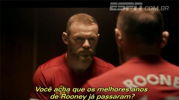 Rooney no United vira filme? Veja como seria a vida do atacante em um longa estilo 'Wolverine'
