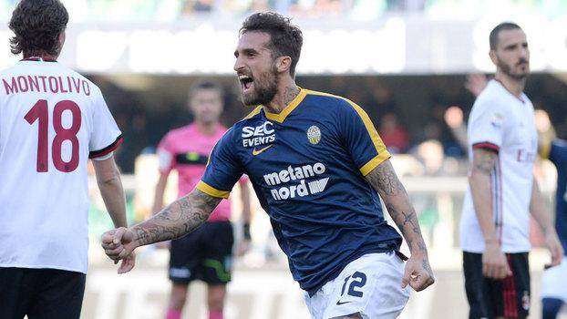 Veja os melhores momentos da vitória do Hellas Verona sobre o Milan por 3 a 0 pelo Italiano