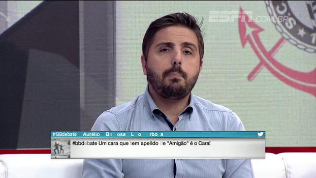 Dudu, Veiga, Luan e agora Emerson: segundo Nicola, Corinthians está chateado com Alexandre Mattos
