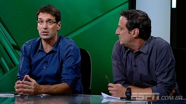 Arnaldo desaprova comemoração de Tite e pondera: 'Ele é discutível'