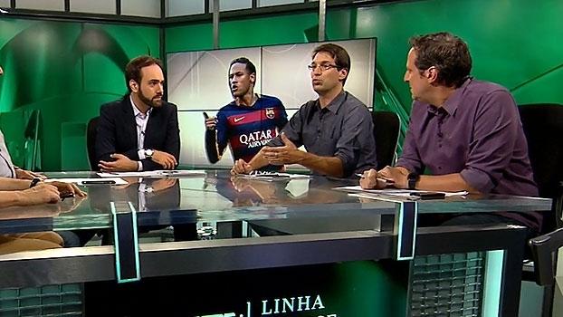 Arnaldo: 'Gabriel Jesus passa a fazer sombra a Neymar como ídolo nacional'