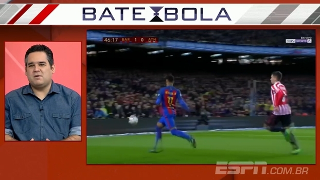 Bertozzi minimiza polêmica de jornal madridista com Neymar: 'Vai acontecer sempre'