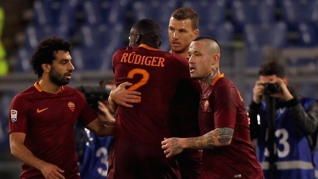 Italiano: Melhores momentos de Roma 3 x 1 Sassuolo