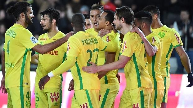 Com golaço de F. Pardo, Nantes vence o Dijon por 3 x 1 pelo Campeonato Francês