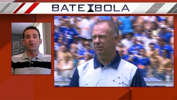 Para repórter da Rádio Itatiaia, Cruzeiro não demitiria Paulo Bento se não estivesse certo com Mano