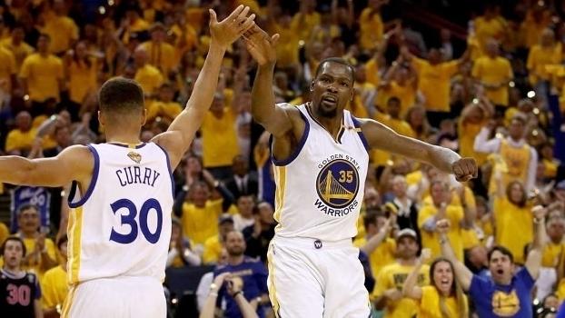 46249e2a1 Finais da NBA - jogo 2  Melhores momentos de Golden State Warriors 132 x 113