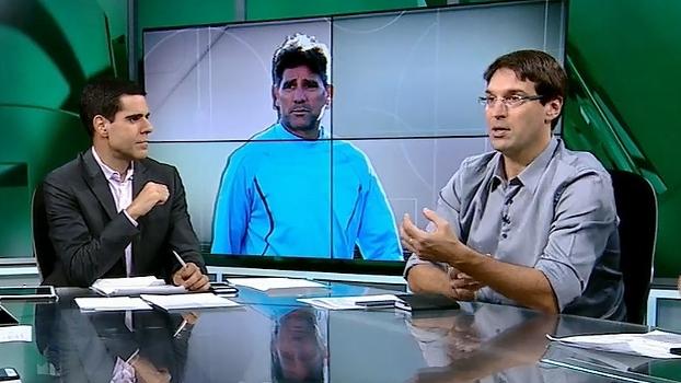 Arnaldo destaca Ramiro: 'É o símbolo do Grêmio do Renato Gaúcho'