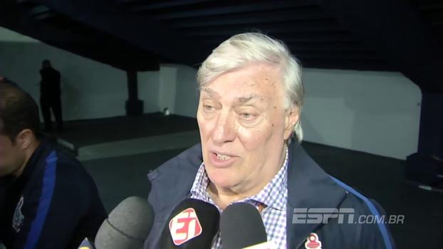 Flávio Adauto critica 'juiz caseiro': 'Eles não cometem nenhum grande erro. Cometem centenas de pequenos erros'