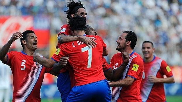 Assista aos melhores momentos do empate entre Honduras e Costa Rica por 1 a 1!