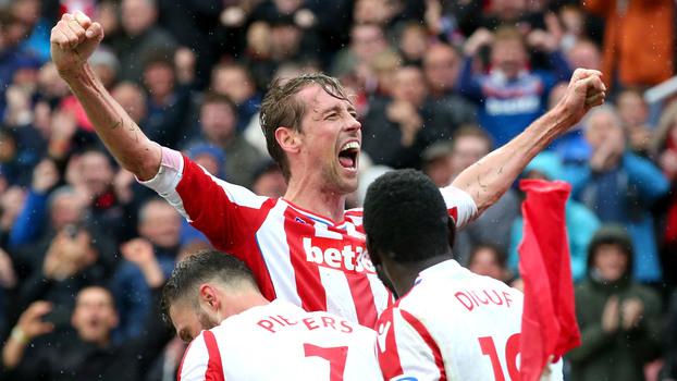 Veja os gols da vitória do Stoke City sobre o Southampton por 2 a 1