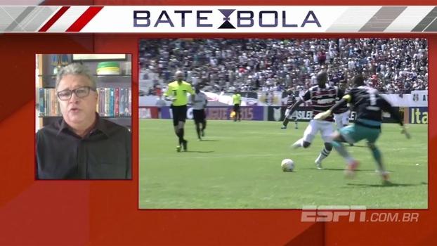 'Estão se propondo a jogar futebol': jornalista analisa Chapecoense x Santa Cruz
