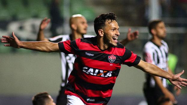 Brasileiro: Gols de Atlético-MG 1 x 3 Vitória