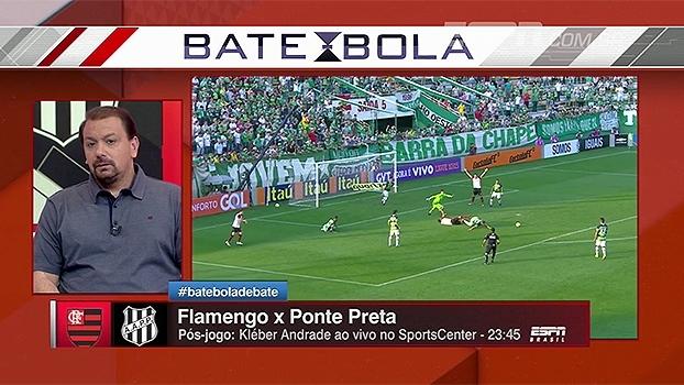 'Se jogar o que pode, Flamengo ganha da Ponte Preta', crava Alê Oliveira
