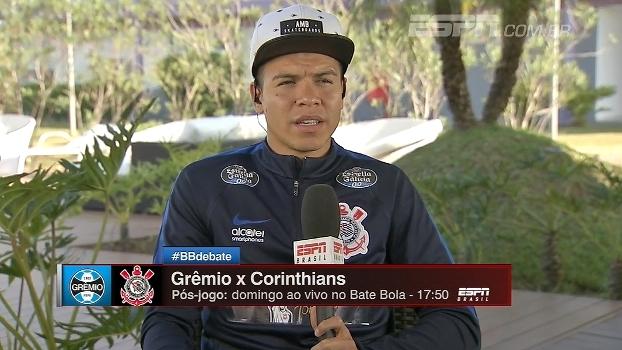 Marquinhos Gabriel: 'Jogadores que foram criticados são mais técnicos'
