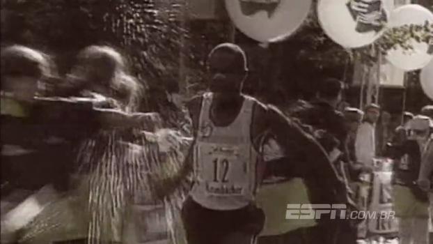Campeão no atletismo e hoje membro da Caravana do Esporte: veja a história de Ronaldo Costa