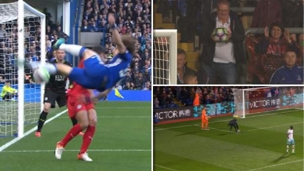 Voleio furado, torcedor irritado e gandula dando olé: veja momentos engraçados da rodada na Premier League