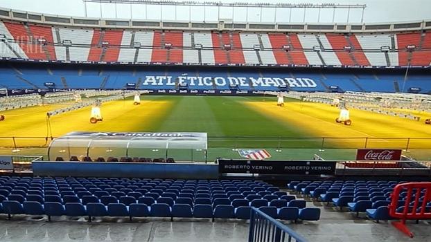 Estádio Vicente Calderón vive último ato após 50 anos de glórias e tristezas do Atlético de Madri
