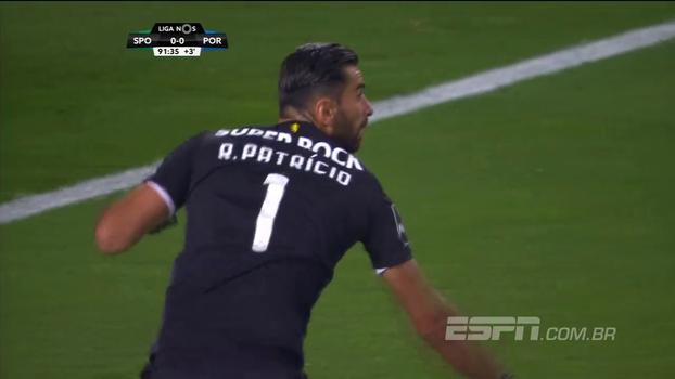 Veja os melhores momentos de Sporting 0 x 0 Porto
