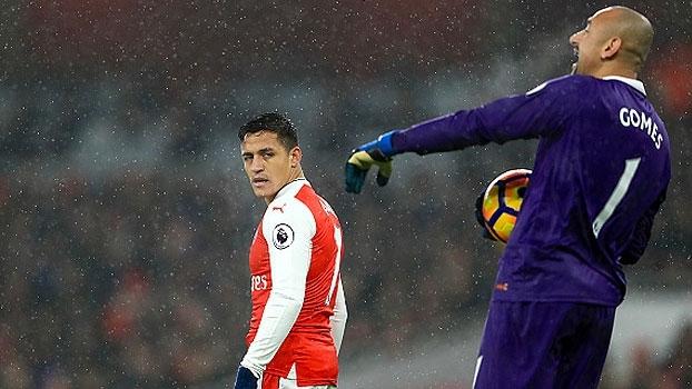 Premier League: Gols de Arsenal 1 x 2 Watford