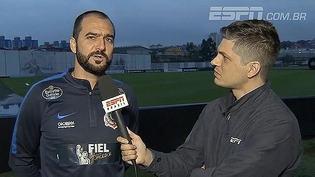 Em entrevista exclusiva, Danilo falou sobre recuperação, Carille, Rogério Ceni e seleção