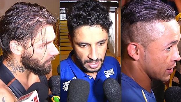 Jogadores do Cruzeiro destacam Ponte e comemoram: 'Vitória que dá confiança'