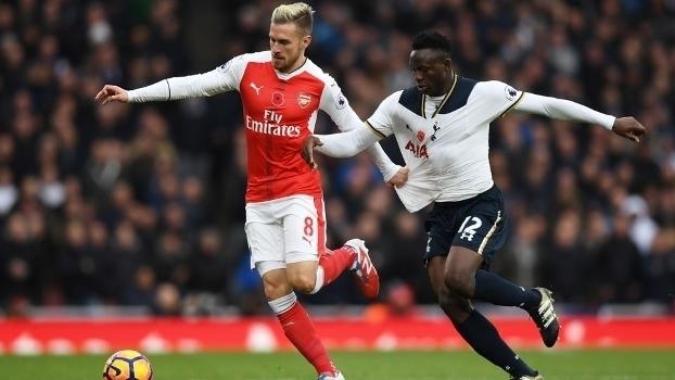 Premier League: Gols de Arsenal 1 x 1 Tottenham
