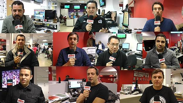 Descubra quem são os favoritos ao título do Campeonato Brasileiro na opinião da equipe ESPN