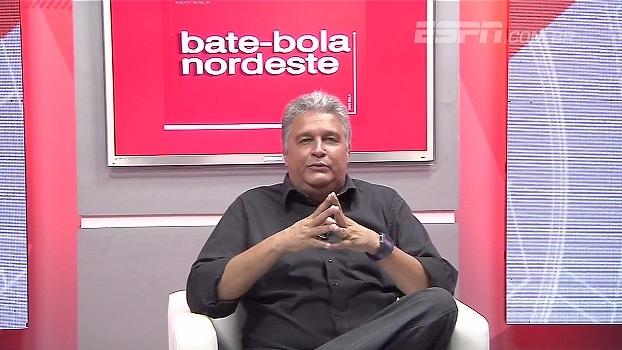 Novo técnico do Vasco, Milton Mendes é analisado pela passagem no Santa Cruz